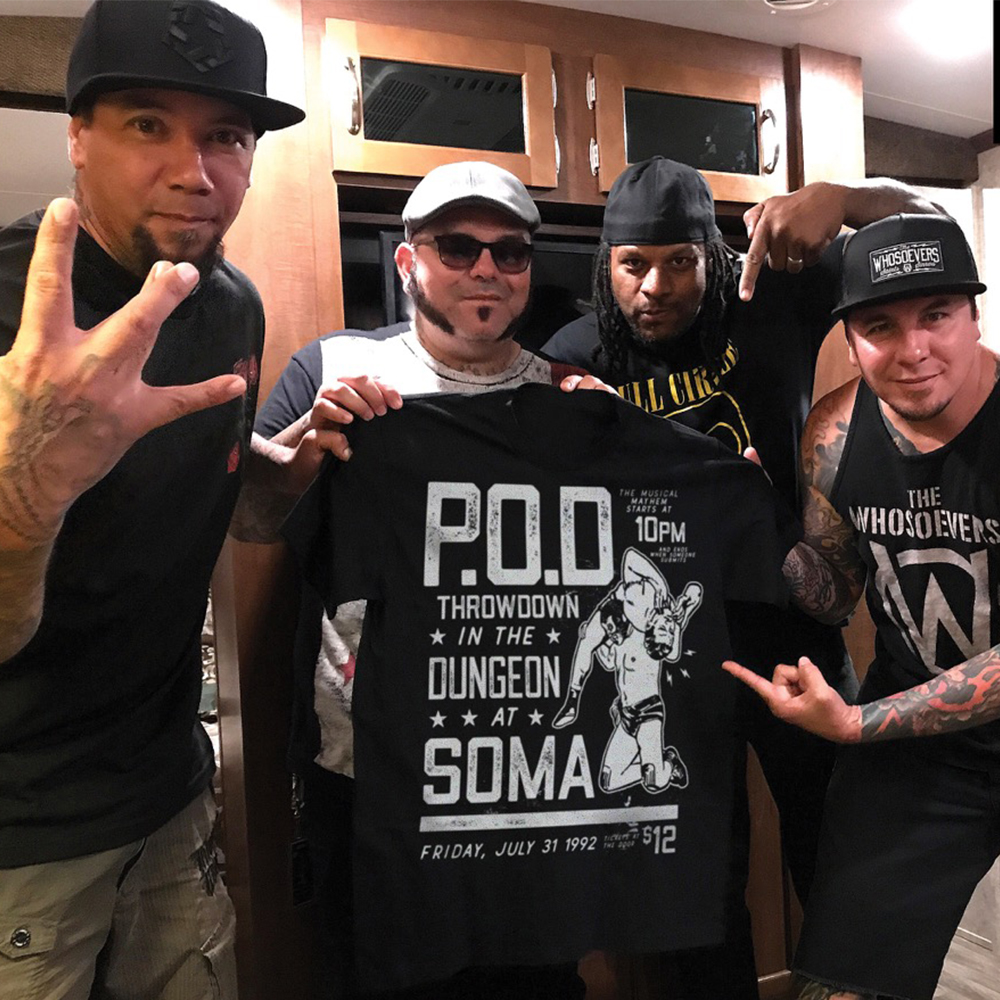 P.O.D Limited