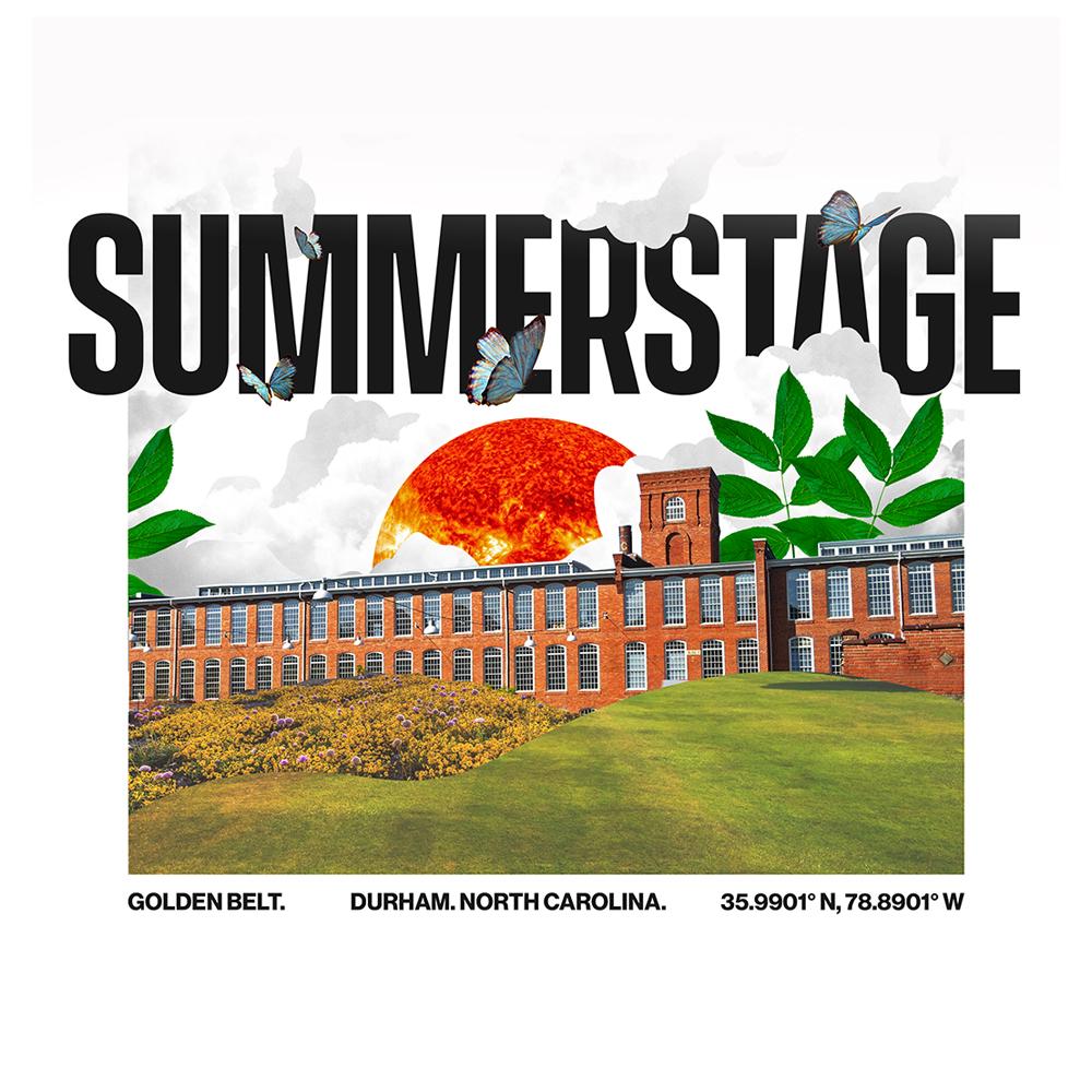 SummerStage Durham